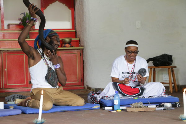 African Contemplative Practices – Drama for Life